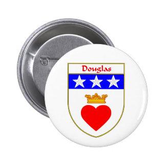 Escudo de armas de Douglas/escudo de la familia Pin