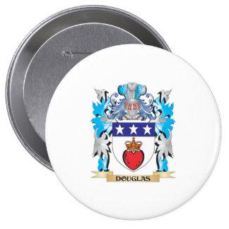 Escudo de armas de Douglas - escudo de la familia Pin