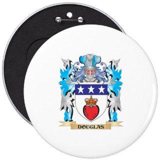 Escudo de armas de Douglas - escudo de la familia Pins