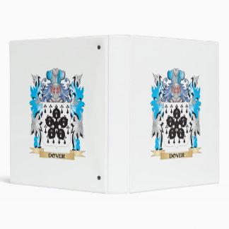 Escudo de armas de Dover - escudo de la familia