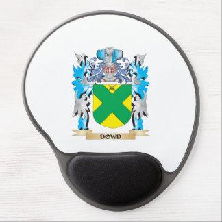 Escudo de armas de Dowd - escudo de la familia Alfombrilla Gel