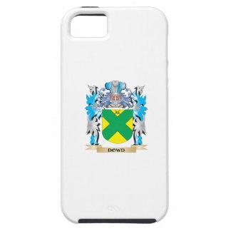Escudo de armas de Dowd - escudo de la familia iPhone 5 Carcasa