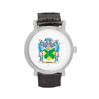 Escudo de armas de Dowd - escudo de la familia Relojes De Mano