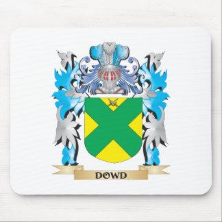 Escudo de armas de Dowd - escudo de la familia Alfombrilla De Ratón