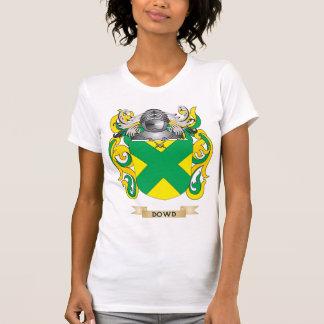 Escudo de armas de Dowd Camisetas