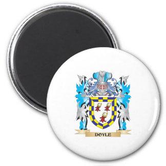 Escudo de armas de Doyle - escudo de la familia Iman Para Frigorífico
