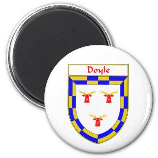 Escudo de armas de Doyle/escudo de la familia Iman De Nevera