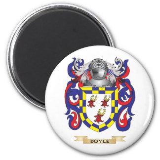 Escudo de armas de Doyle Imán De Frigorifico
