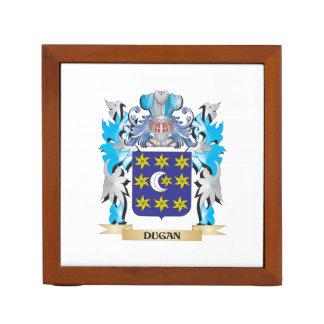 Escudo de armas de Dugan - escudo de la familia
