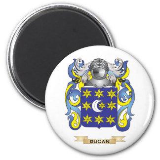 Escudo de armas de Dugan Imán