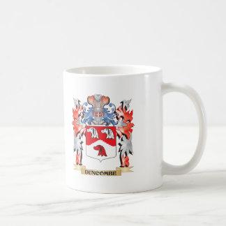 Escudo de armas de Duncombe - escudo de la familia Taza De Café