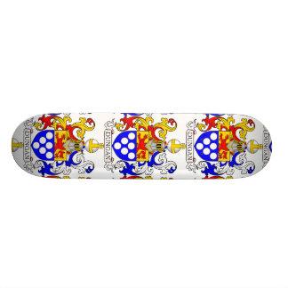 Escudo de armas de Dungan Patín