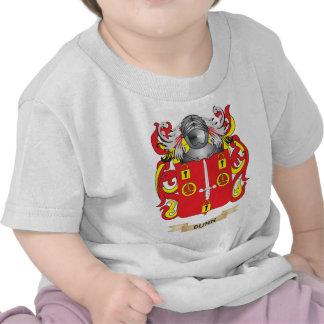 Escudo de armas de Dunn (Escocia) Camiseta