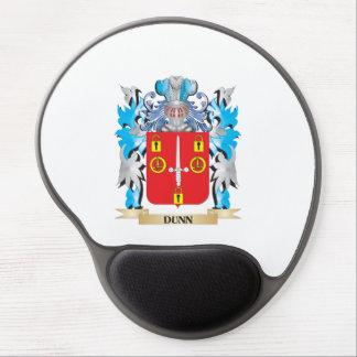 Escudo de armas de Dunn- - escudo de la familia Alfombrillas De Raton Con Gel