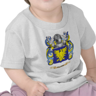Escudo de armas de Dunn Camiseta