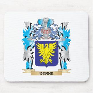 Escudo de armas de Dunne - escudo de la familia Alfombrilla De Raton