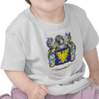 Escudo de armas de Dunne Camiseta