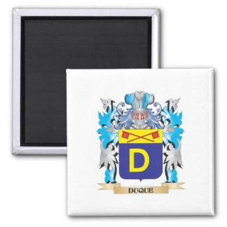 Escudo de armas de Duque - escudo de la familia Imán De Frigorifico