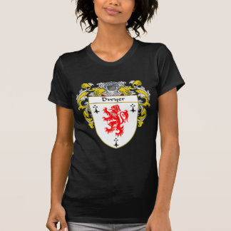 Escudo de armas de Dwyer (cubierto) Camisas