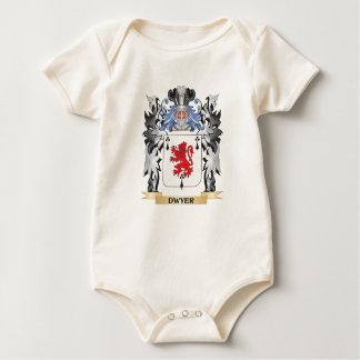 Escudo de armas de Dwyer - escudo de la familia Body De Bebé