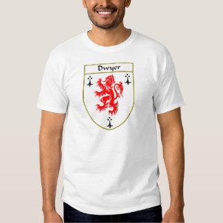 Escudo de armas de Dwyer/escudo de la familia Camisas
