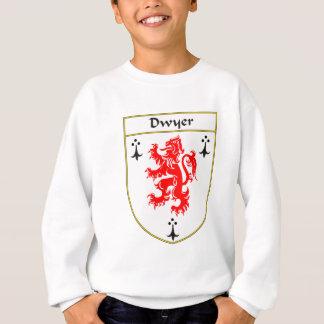 Escudo de armas de Dwyer/escudo de la familia Sudadera