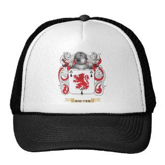 Escudo de armas de Dwyer Gorra