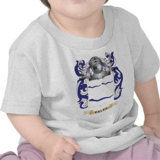 Escudo de armas de Eales Camisetas