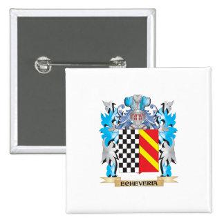Escudo de armas de Echeveria - escudo de la famili
