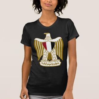 Escudo de armas de Egipto Camiseta