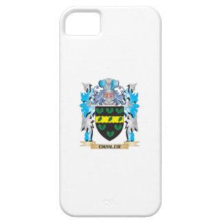 Escudo de armas de Eichler - escudo de la familia iPhone 5 Case-Mate Cárcasas