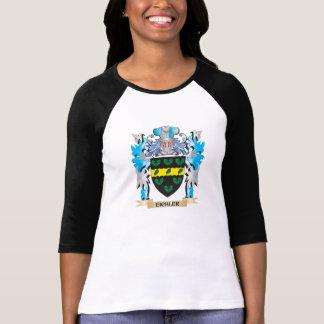 Escudo de armas de Eichler - escudo de la familia Camisetas