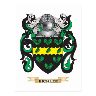 Escudo de armas de Eichler Postal