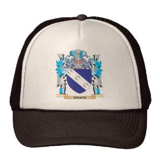 Escudo de armas de Eisen - escudo de la familia Gorras De Camionero