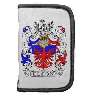 Escudo de armas de Elson Organizadores