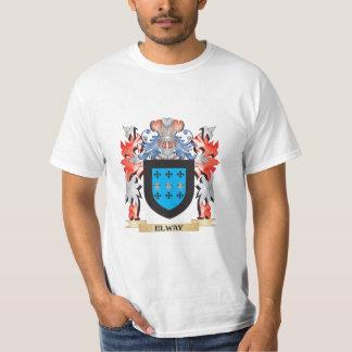 Escudo de armas de Elway - escudo de la familia Playera