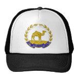 Escudo de armas de Eritrea Gorros Bordados