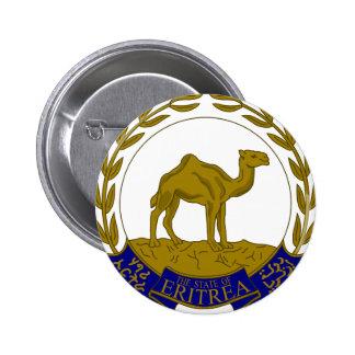 Escudo de armas de Eritria Pin