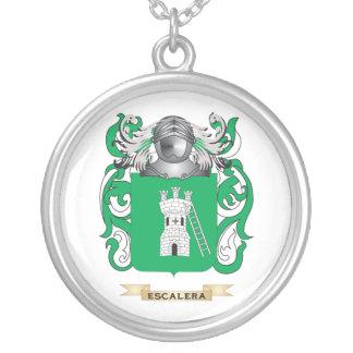 Escudo de armas de Escalera Pendiente Personalizado