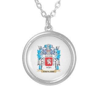 Escudo de armas de Escalero - escudo de la familia
