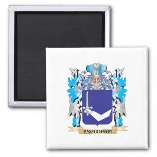 Escudo de armas de Escudero - escudo de la familia