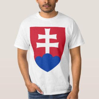Escudo de armas de Eslovaquia Playeras