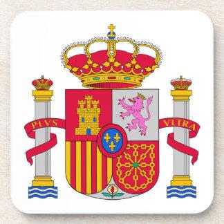 Escudo de armas de España Posavasos