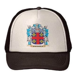 Escudo de armas de Espinola - escudo de la familia Gorro