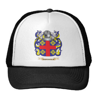 Escudo de armas de Espinola Gorros