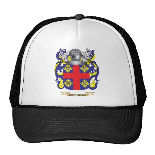 Escudo de armas de Espinoza Gorros Bordados