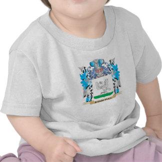 Escudo de armas de Esquivel - escudo de la familia Camisetas