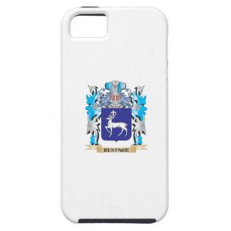Escudo de armas de Eustace - escudo de la familia iPhone 5 Funda