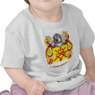 Escudo de armas de Ewart Camiseta