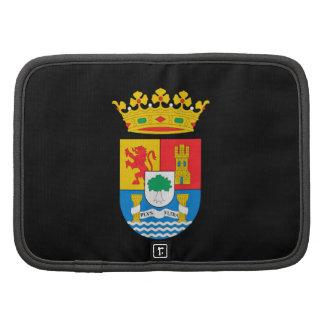 Escudo de armas de Extremadura (España) Planificadores